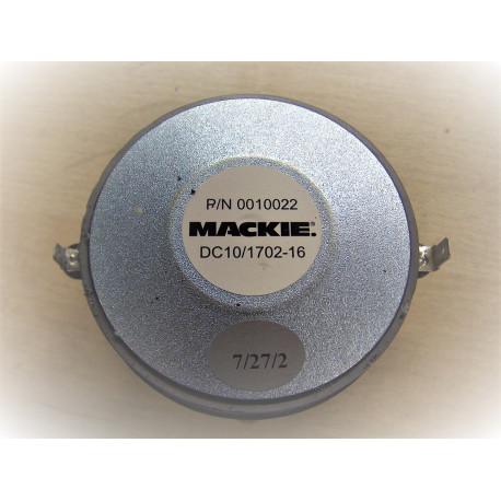 Motor Mackie DC10/1702 SR1530Z, SRM350.