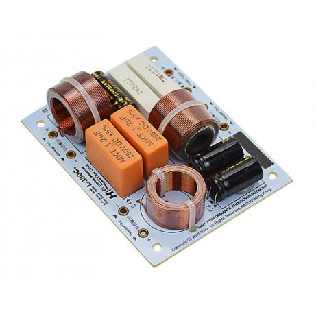 Filtro pasivo tres vias HIFI L-380