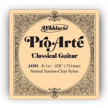 Cuerda Daddario guitarra Española J4501