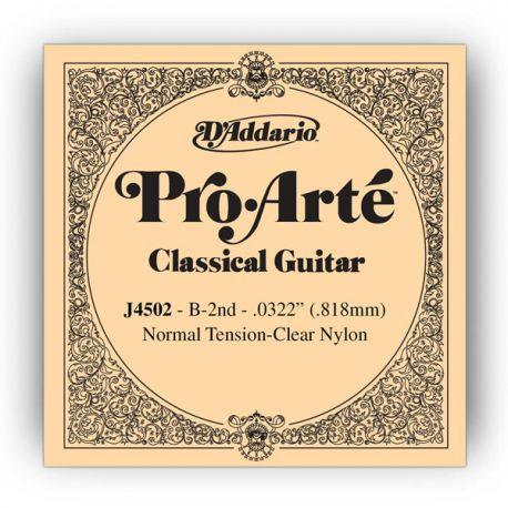 Cuerda Daddario guitarra Española J4502
