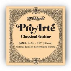Cuerda Daddario guitarra Española J4505