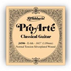 Cuerda Daddario guitarra Española J4506